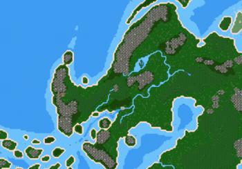 Alpha Testing Begins in August, New World Map, Skill System Revamped
